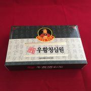 viên uống chống đột quỵ An Cung Ngưu Nâu Hàn Quốc