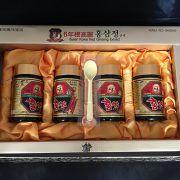 Cao Hồng Sâm Hàn Quốc 6 Tuổi Hộp 4 Lọ