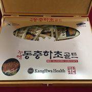 giá bán Nước Đông Trùng Hạ Thảo Kanghwa Bio-silkworm cordyceps