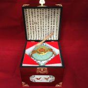 Cao Hồng Sâm Hoàng Đế Hũ 1kg