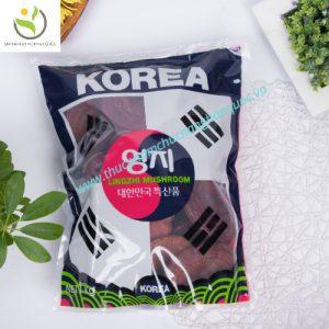 Nấm Linh Chi Đỏ Hàn Quốc Bịch 1kg