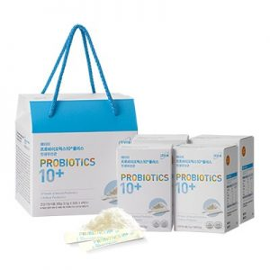 Men tiêu hóa Probiotics 10+