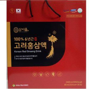 Nước hồng sâm Hàn Quốc Pocheon Hyolim