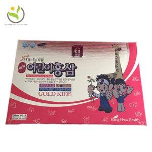 Nước hồng sâm trẻ em hươu cao cổ Kanghwa Hàn Quốc