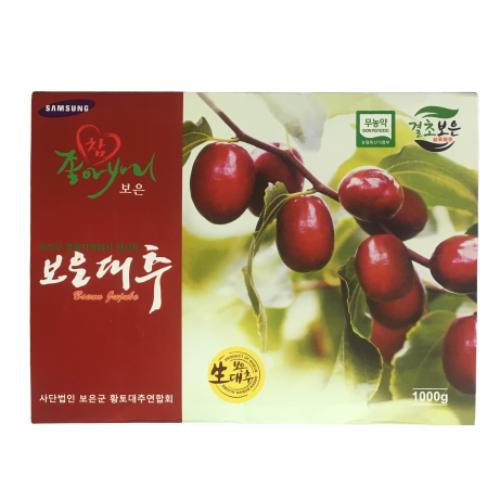 Công dụng của táo đỏ Hàn Quốc Hộp 1kg