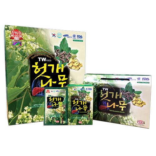 Thuốc bổ gan giải rượu Hovenia Dulcis Taewoong