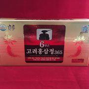 Cao Hồng Sâm Hàn Quốc 365 4 Lọ