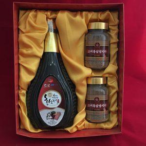 Nước Hồng Sâm và các loại thuốc quý Hàn Quốc (1 chai)