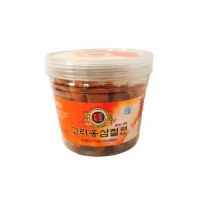 Sâm lát tẩm mật ong Hàn Quốc Hộp 200g