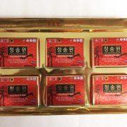 Công dụng của tinh dầu thông đỏ Hàn Quốc Cheongsongwon 180 viên