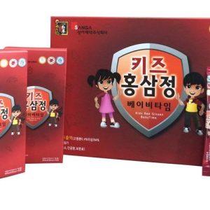 Nước hồng sâm cho trẻ em Baby Sanga Hàn Quốc