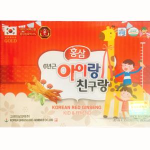 Nước hồng sâm hươu cao cổ cho trẻ Bio Hàn Quốc