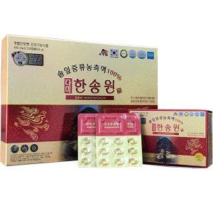 Tinh dầu thông đỏ Dami Hansongwon
