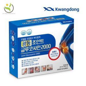 Thuốc bổ xương khớp Glucosamin Kwangdong Hàn Quốc