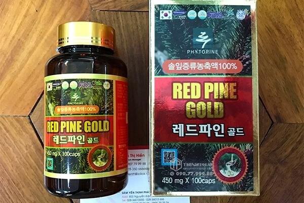 Red Pine Gold Hàn Quốc