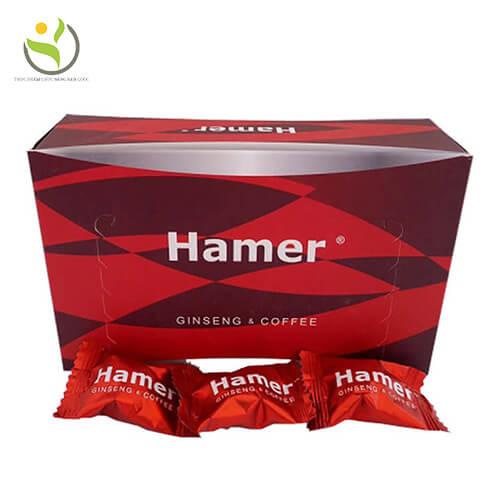 Kẹo sâm Hamer của Mỹ
