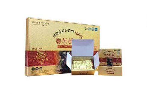 Tinh dầu thông đỏ Hàn Quốc Dami Hansongwon có phù hợp cho bạn?