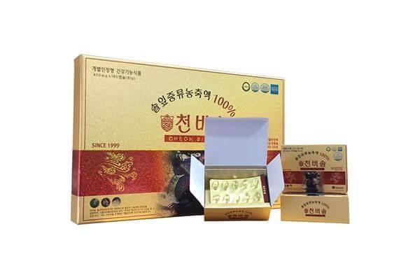tinh dầu thông đỏ Hàn Quốc Dami Hansongwon