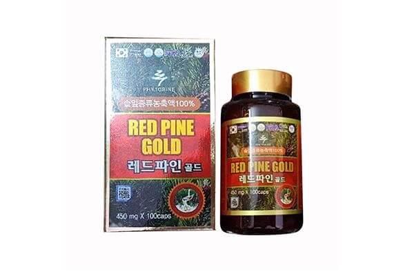 Tinh dầu thông đỏ Hàn Quốc loại nào tốt