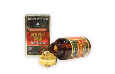 Tinh dầu thông đỏ Red Pine Gold – Tác dụng và cách dùng chính xác
