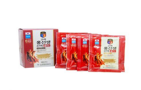 Hạn sử dụng nước hồng sâm Hàn Quốc là bao nhiêu?