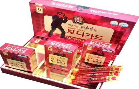 Nước hồng sâm Myeong Ki Hàn Quốc và 3 lưu ý quan trọng khi sử dụng