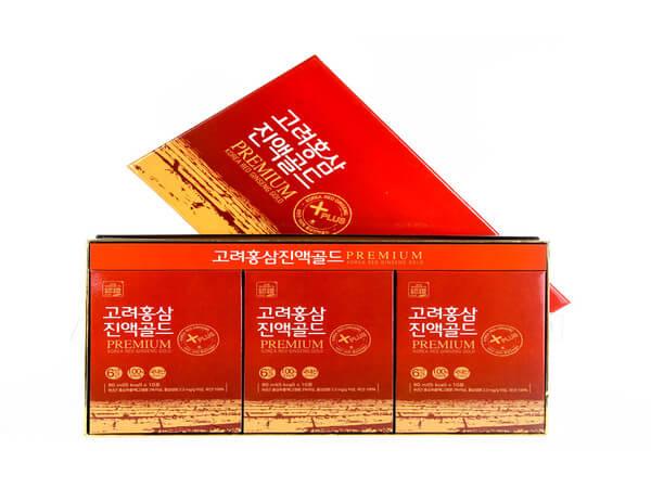 Nước hồng sâm Daedong Korea Ginseng Hàn Quốc dạng gói