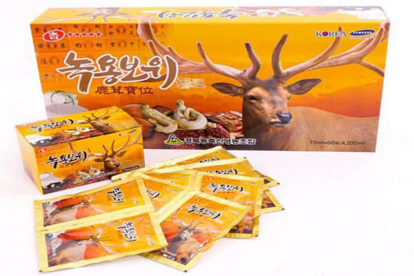 Đối tượng nên sử dụng tinh chất hồng sâm nhung hươu Hàn Quốc