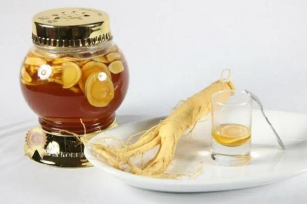 Cách sử dụng sâm khô Hàn Quốc tẩm mật ong