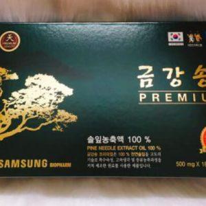 Tinh Dầu Thông Đỏ Kumkangsong Premium